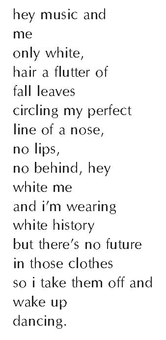 Clifton. my dream about being white. The Collected Poems of Lucille Clifton