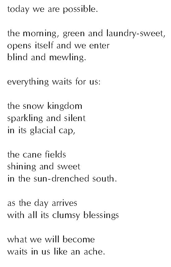 Clifton.birth.day. The Collected Poems of Lucille Clifton