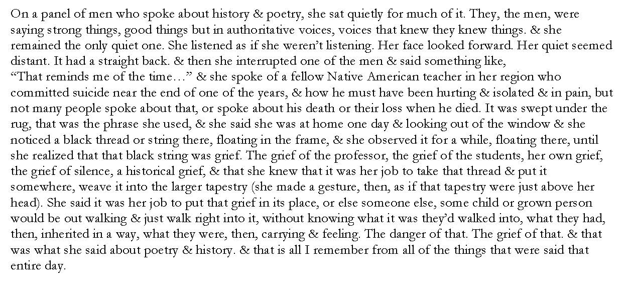 Girmay. the black maria.on poetry & history -after joy harjo